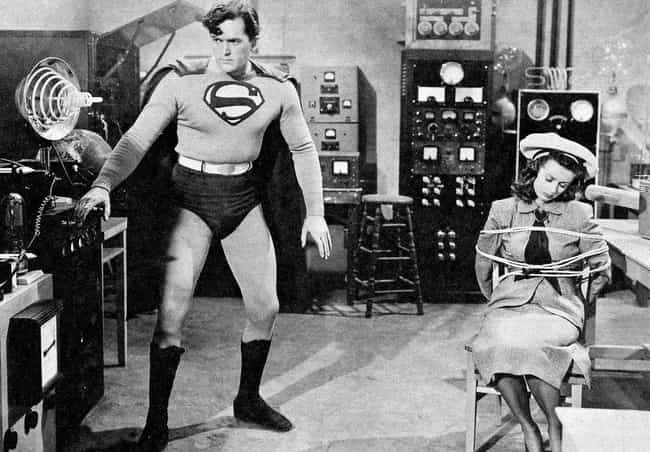 Kirk Alyn Was Probably The Fir... is listed (or ranked) 2 on the list The Terrifying Story Behind The Infamous And Deadly Superman Curse