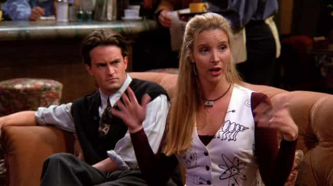 She Isn't Afraid To Expand Her... is listed (or ranked) 2 on the list Here's Why Phoebe Should Be Everyone's Favorite Friends Character