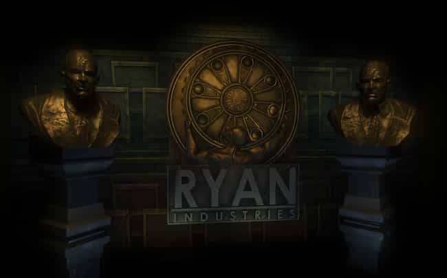 Andrew Ryan Wanted You T... is listed (or ranked) 2 on the list 14 Utterly Bonkers Bioshock Fan Theories That Will Make You Question Your Reality
