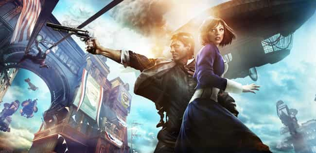 Elizabeth And Booker Are... is listed (or ranked) 1 on the list 14 Utterly Bonkers Bioshock Fan Theories That Will Make You Question Your Reality