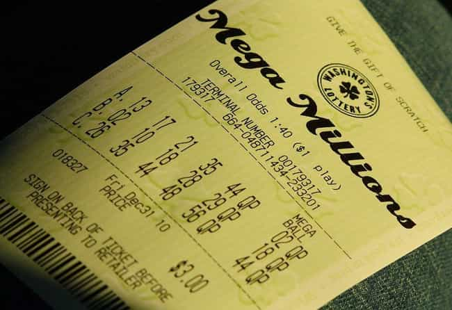 The Payout Is Much Less Than T... is listed (or ranked) 3 on the list 12 Reasons Why Most Lottery Winners Recklessly Blow Through All Their Cash