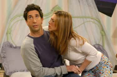 Ross And Rachel From Friends is listed (or ranked) 5 on the list 17 Undeniably Toxic TV Relationships That Fans Rooted For Anyway