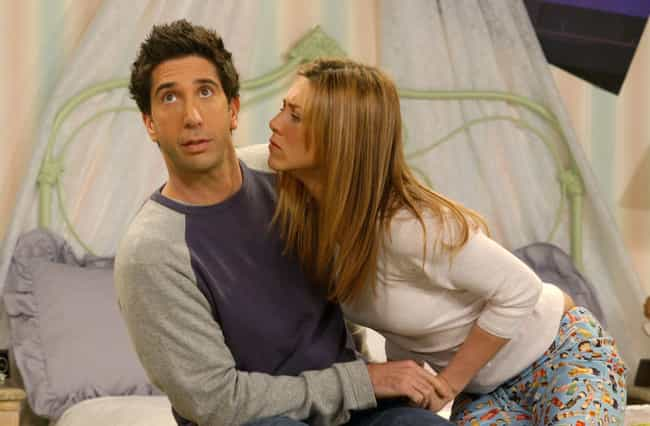 Ross And Rachel From Friends is listed (or ranked) 4 on the list 17 Undeniably Toxic TV Relationships That Fans Rooted For Anyway