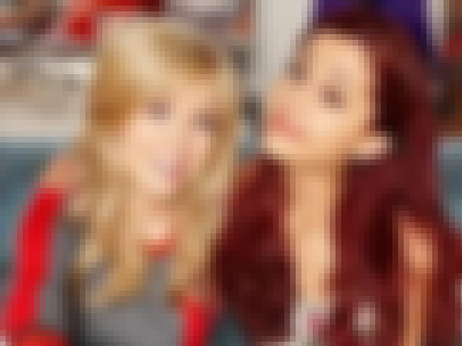 Ariana Grande And Jeanette McC... is listed (or ranked) 2 on the list These Nickelodeon And Disney Star Feuds Tore All Your Favorite Childhood Actors Apart