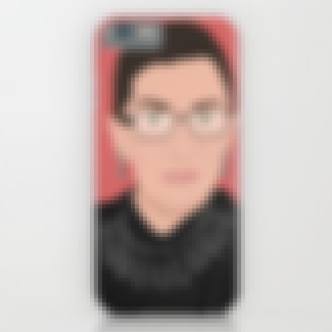 With This iPhone Case, RBG Wil... is listed (or ranked) 2 on the list 20 Things You Need If You Love Ruth Bader Ginsburg