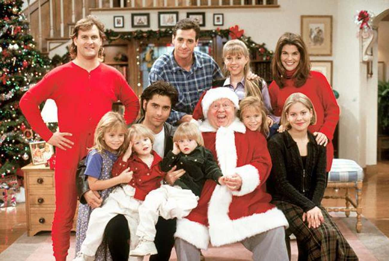 The Guest Appearances Were Dis is listed (or ranked) 1 on the list Can We All Agree That 'Full House' Was Really Freakin' Messed Up?
