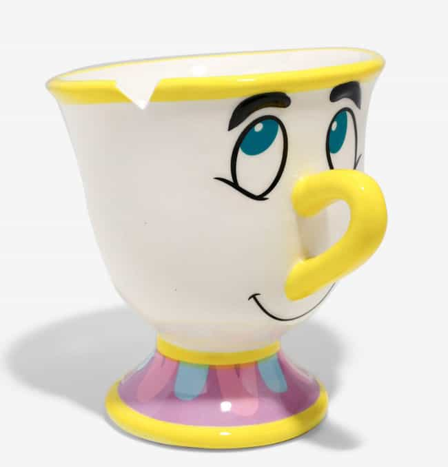 Chip Mug is listed (or ranked) 2 on the list Disney Items For Your Friend Who Never Left The Magic Kingdom