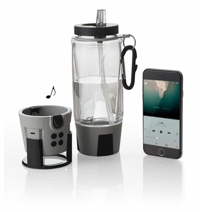 b9a37722d5 The Hydra Smart Bottle is listed (or ranked) 4 on the list 20 Ingenious