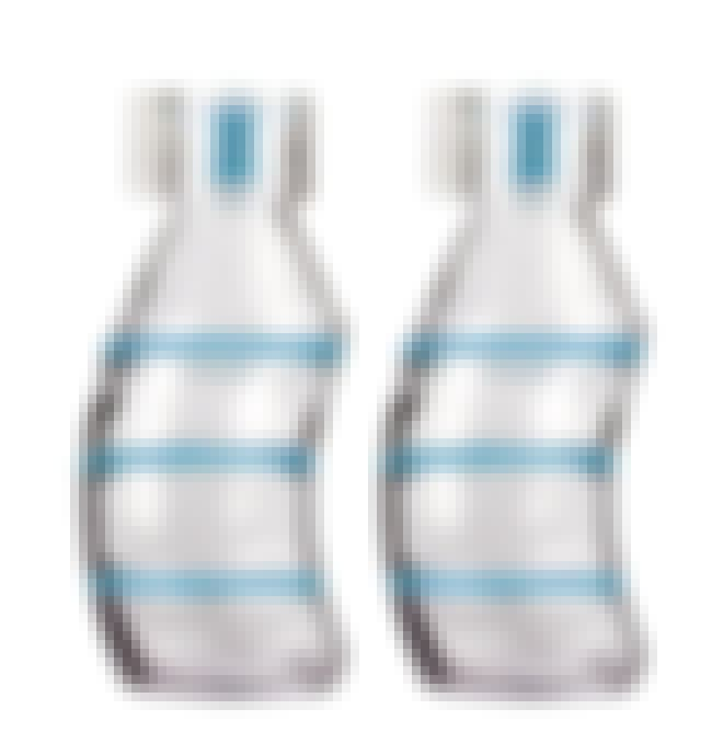 Consol Curvy Reusable Water Bo... is listed (or ranked) 3 on the list 20 Ingenious Water Bottles That Make Drinking Water Legitimately Fun