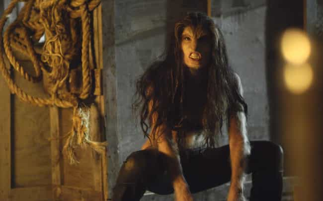 Murderous Female Werewolves Wo... is listed (or ranked) 3 on the list These Are The Most Fearsome Lady Werewolves Throughout History