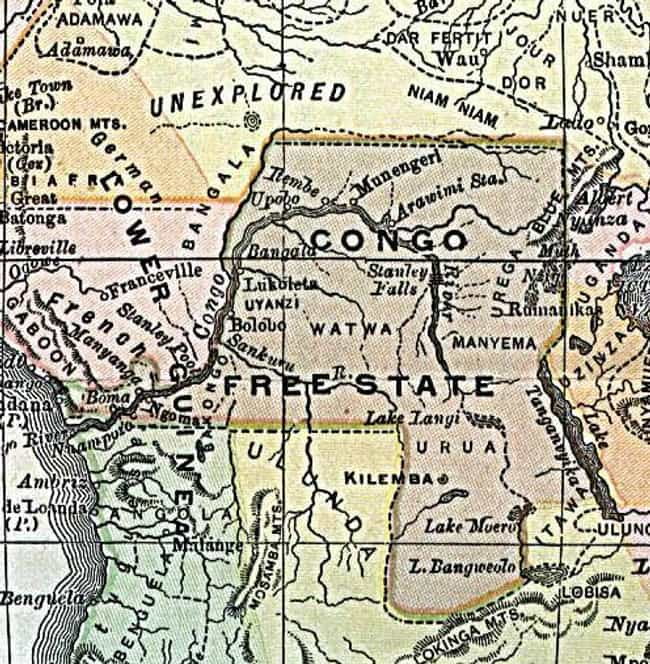 The Congo Free State Was... is listed (or ranked) 1 on the list The Quiet 25-Year Long Genocide That Destroyed The Congolese People