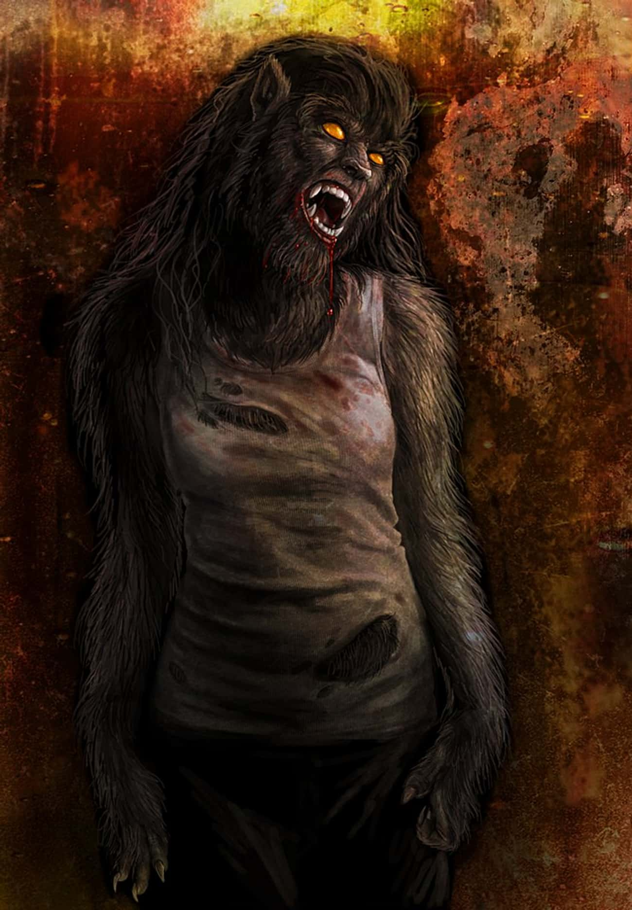 Argentinean Women Turn Into Lo is listed (or ranked) 2 on the list These Are The Most Fearsome Lady Werewolves Throughout History