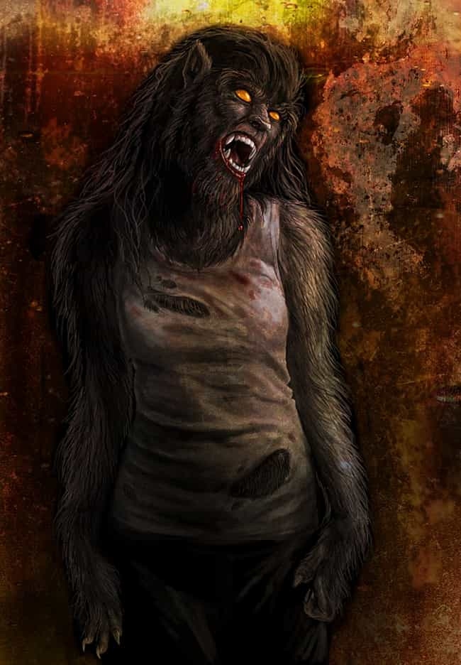 Argentinean Women Turn Into Lo... is listed (or ranked) 2 on the list These Are The Most Fearsome Lady Werewolves Throughout History