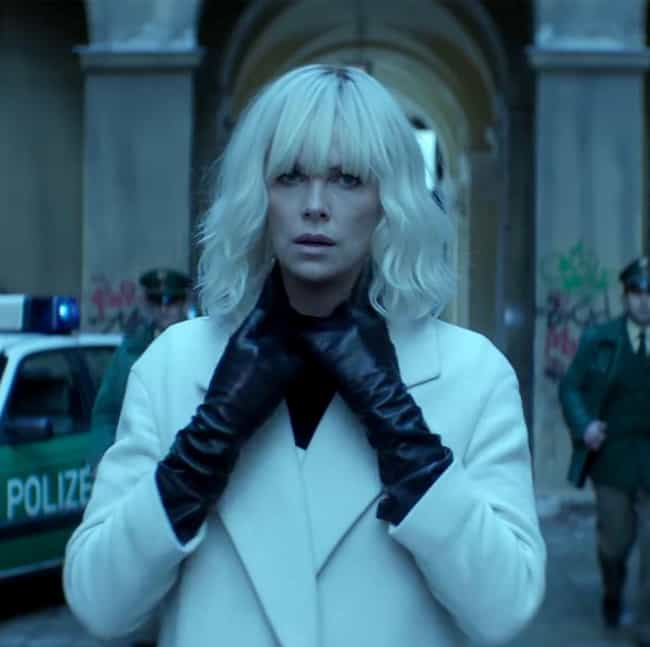 Find Out Who's Hunting O... is listed (or ranked) 4 on the list Atomic Blonde Movie Quotes