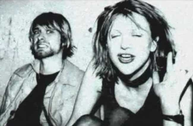 She's Rumored To Be Involv... is listed (or ranked) 2 on the list Absolutely Insane Courtney Love Stories That Could Have Only Happened To Courtney Love