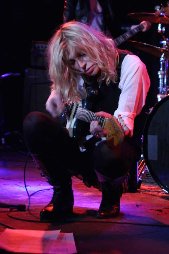 She Attacked Her Manager's... is listed (or ranked) 4 on the list Absolutely Insane Courtney Love Stories That Could Have Only Happened To Courtney Love