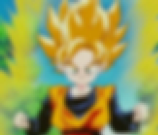 Goten Was Conceived While Goku... is listed (or ranked) 4 on the list 14 Mind-Blowing Dragon Ball Z Fan Theories