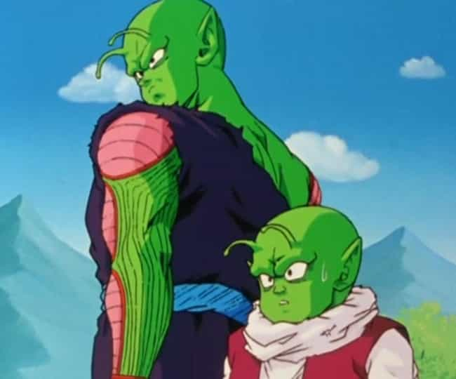 Namekians Are The Lowest Form ... is listed (or ranked) 4 on the list 14 Mind-Blowing Dragon Ball Z Fan Theories