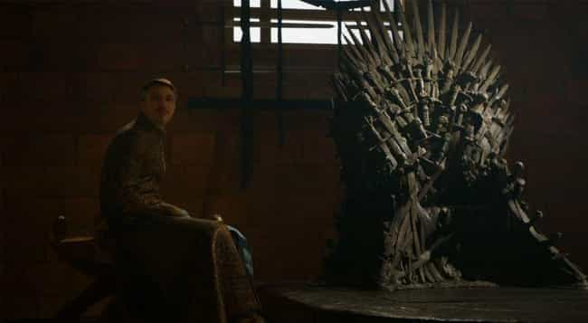The Most Obvious Theory?... is listed (or ranked) 3 on the list 15 Absurdly Convincing Fan Theories On Littlefinger's Endgame