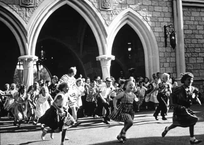 The Park Quickly Ran Out Of Fo... is listed (or ranked) 3 on the list Disneyland's Opening Day Was The Biggest Failure In Amusement Park History