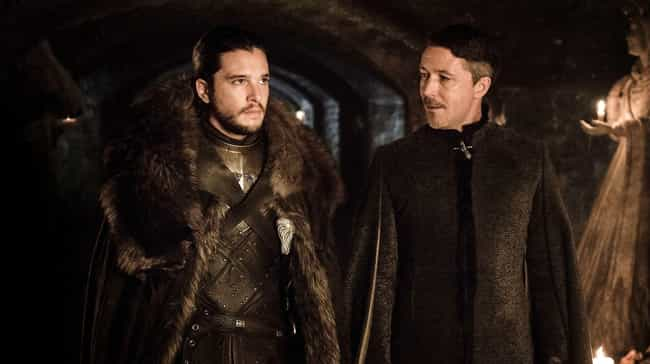 Littlefinger Wants to Al... is listed (or ranked) 1 on the list 15 Absurdly Convincing Fan Theories On Littlefinger's Endgame
