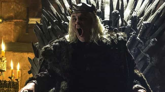 He Was The Eldest Son An... is listed (or ranked) 1 on the list The Tragic And Brutally Short Life Of Rhaegar Targaryen, And What He Means For Game Of Thrones' End
