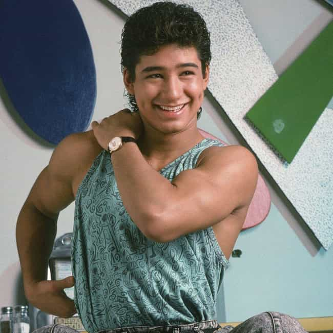 Mario Lopez Allegedly Se... is listed (or ranked) 1 on the list Screech's 'Saved By The Bell' Tell-All Makes Some Damning Allegations Against His Former Castmates
