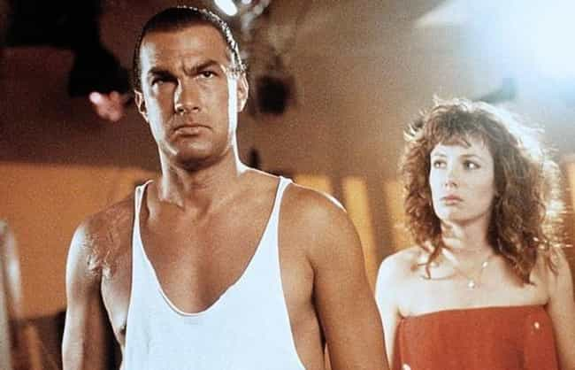 She Married, And Divorce... is listed (or ranked) 2 on the list What Ever Happened To Kelly Le Brock, The Super Hot Actress From Weird Science?