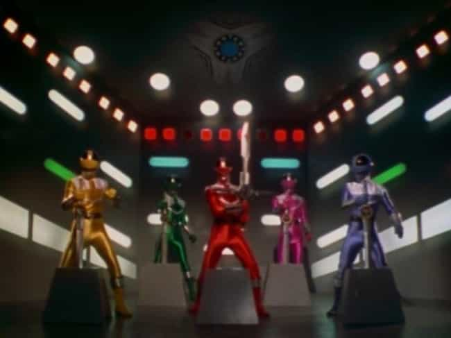 Time Force Fixed All The Timel... is listed (or ranked) 4 on the list Astonishingly In-Depth Power Rangers Fan Theories That Will Shatter The Bedrock Of Your Childhood