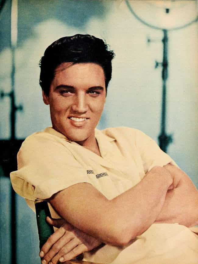 His Middle Name Was Spel... is listed (or ranked) 2 on the list 13 Conspiracy Theories About Elvis Being Alive That People Still Believe