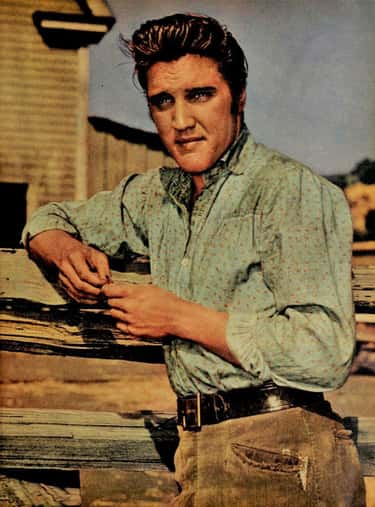 He's In Hiding Due To Threats  is listed (or ranked) 6 on the list 13 Conspiracy Theories About Elvis Being Alive That People Still Believe