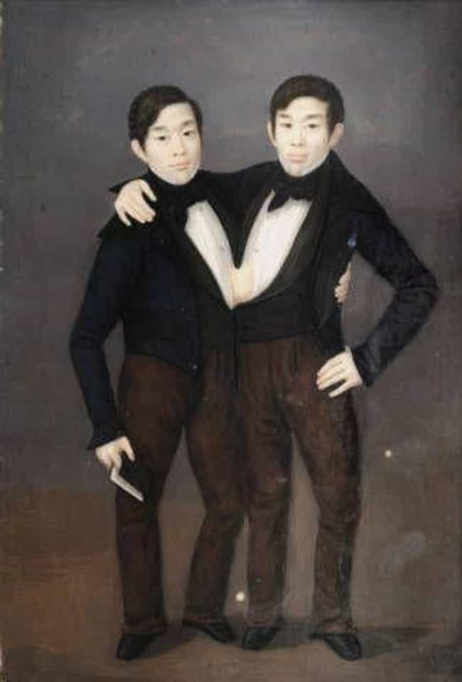 They Went From Being Lea... is listed (or ranked) 4 on the list The Strange Lives Of Chang And Eng Bunker, The Original Siamese Twins