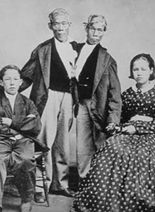 Their Appearance Was Con... is listed (or ranked) 3 on the list The Strange Lives Of Chang And Eng Bunker, The Original Siamese Twins