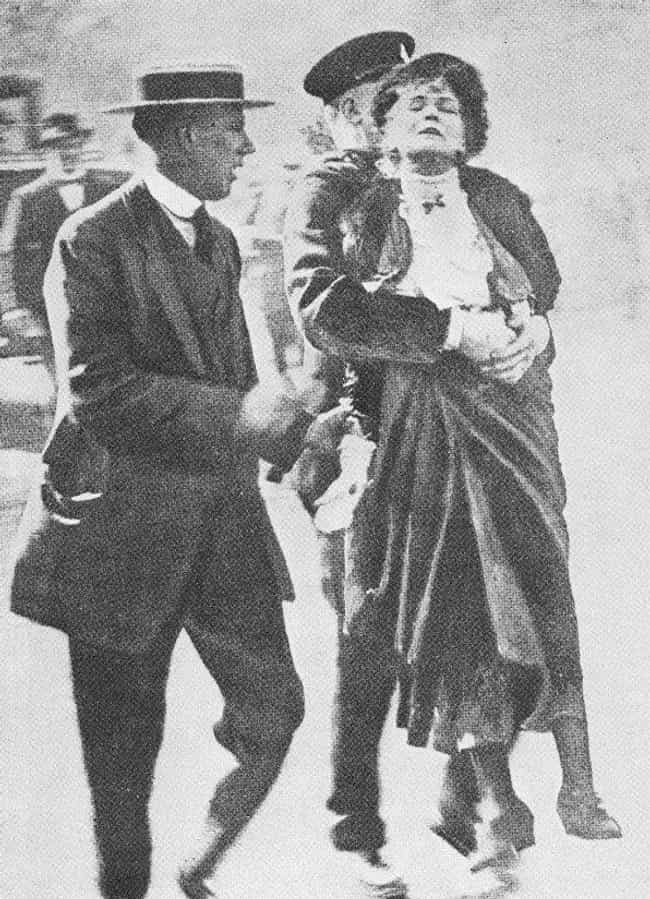 Many British Suffragette... is listed (or ranked) 1 on the list Before World War 1, The British Government Force-Fed Suffragettes On A Hunger Strike