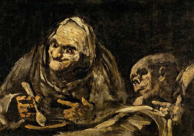 The Church Thought Of Sin-Eate... is listed (or ranked) 1 on the list Sin-Eaters Ate Meals Off Of Corpses' Chest To Symbolically Absolve The Dead Of Their Impure Deeds
