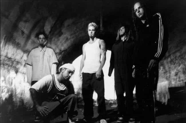 The Whole Band Cried While Rec... is listed (or ranked) 4 on the list 20 Disturbing And Ridiculous Stories From Korn That Prove They Were Hardcore Dudes
