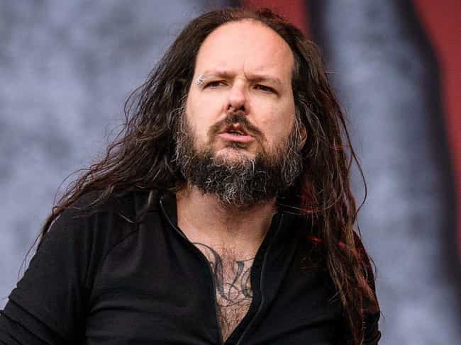 Jonathan Davis Went To M... is listed (or ranked) 3 on the list 20 Disturbing And Ridiculous Stories From Korn That Prove They Were Hardcore Dudes