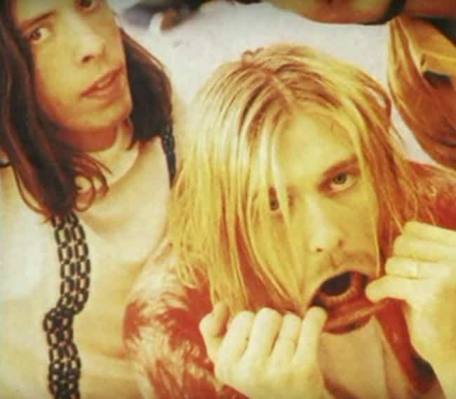 They Almost Had A Run-In... is listed (or ranked) 2 on the list 15 Crazy But True Stories About Nirvana