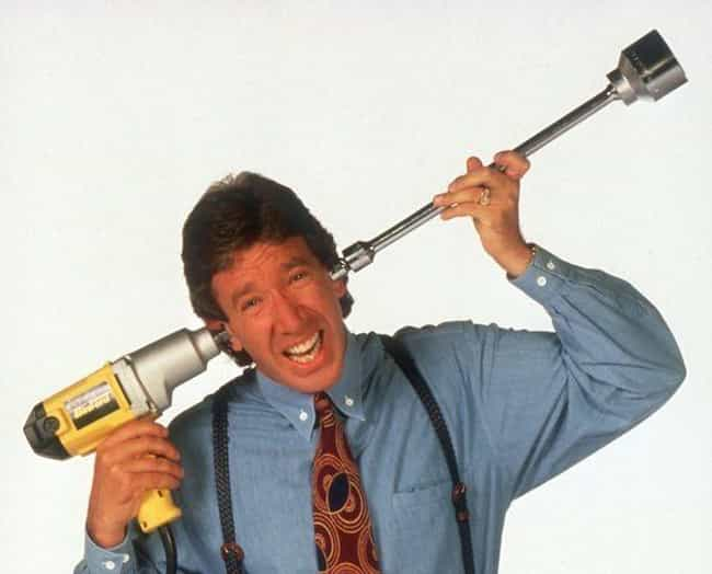 Tim Taylor Isn't Acciden... is listed (or ranked) 4 on the list These Wild Home Improvement Fan Theories Are Not As Far-Fetched As You Think