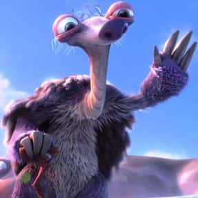 Granny is listed (or ranked) 8 on the list The Best Characters in the Ice Age Series, Ranked