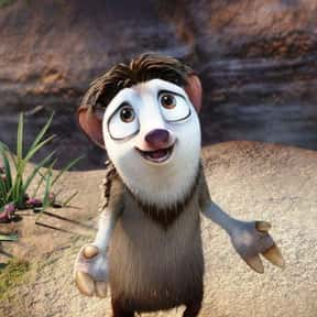 Louis is listed (or ranked) 14 on the list The Best Characters in the Ice Age Series, Ranked