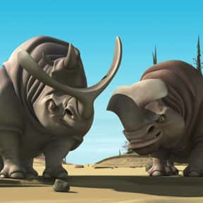 Carl and Frank is listed (or ranked) 21 on the list The Best Characters in the Ice Age Series, Ranked