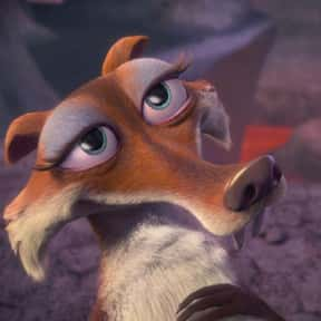 Scratte is listed (or ranked) 15 on the list The Best Characters in the Ice Age Series, Ranked