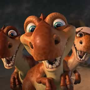 Egbert, Yoko, and Shelly is listed (or ranked) 12 on the list The Best Characters in the Ice Age Series, Ranked