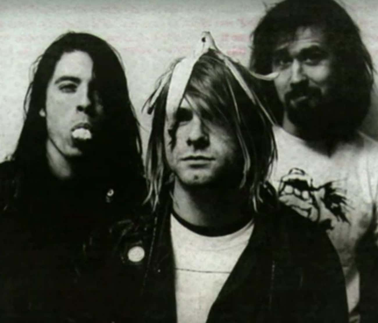 They Got Kicked Out Of The Nev is listed (or ranked) 3 on the list 15 Crazy But True Stories About Nirvana