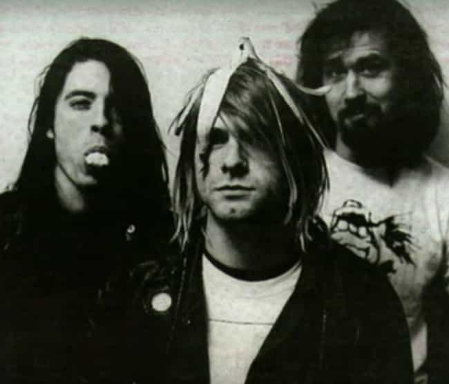 They Got Kicked Out Of T... is listed (or ranked) 3 on the list 15 Crazy But True Stories About Nirvana