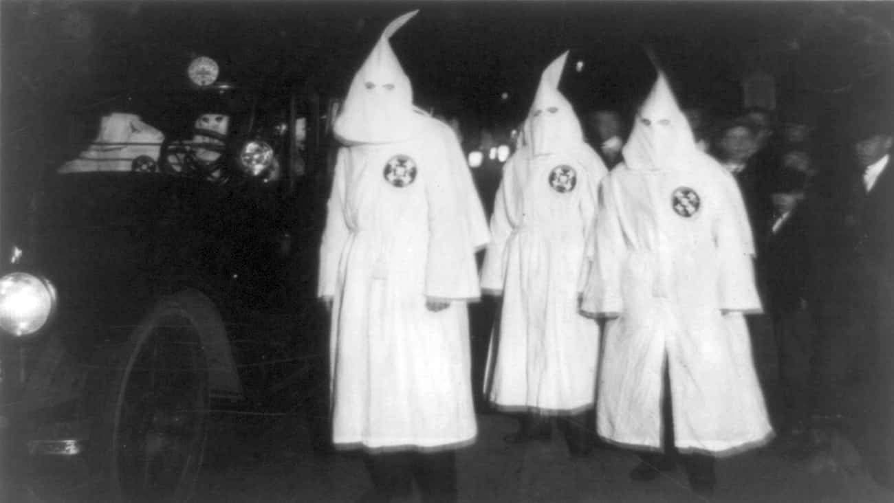 Two Men Were Killed At A Combi is listed (or ranked) 1 on the list Newspapers Report Donald Trump's Dad Was Arrested At A KKK Rally 90 Years Ago