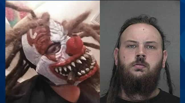 A Juggalo Cut Off A Woman's Fi... is listed (or ranked) 2 on the list 11 Most Violent Juggalo Attacks Ever