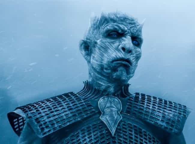 Who Is The Night King? is listed (or ranked) 1 on the list The Night King Is Definitely A Stark