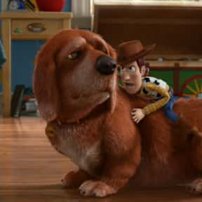Buster is listed (or ranked) 12 on the list The Best Toy Story Characters in the Whole Series, Ranked